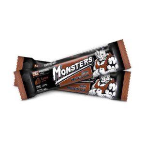 Monsters - батончик протеиновый со вкусом какао