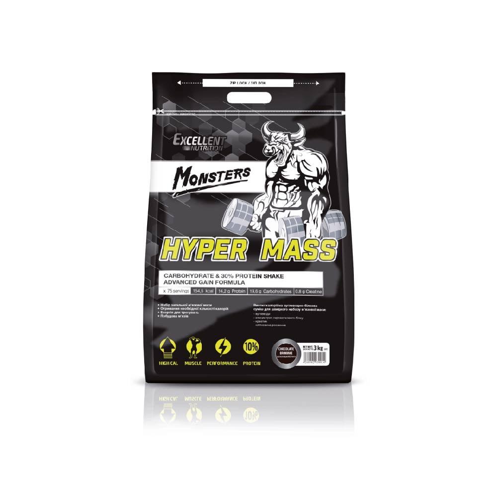 HYPER MASS – гейнер зі смаком персика (30%)