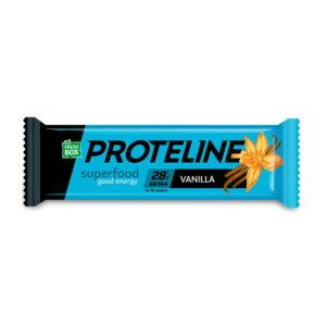PROTELINE – протеиновый батончик со вкусом ванили