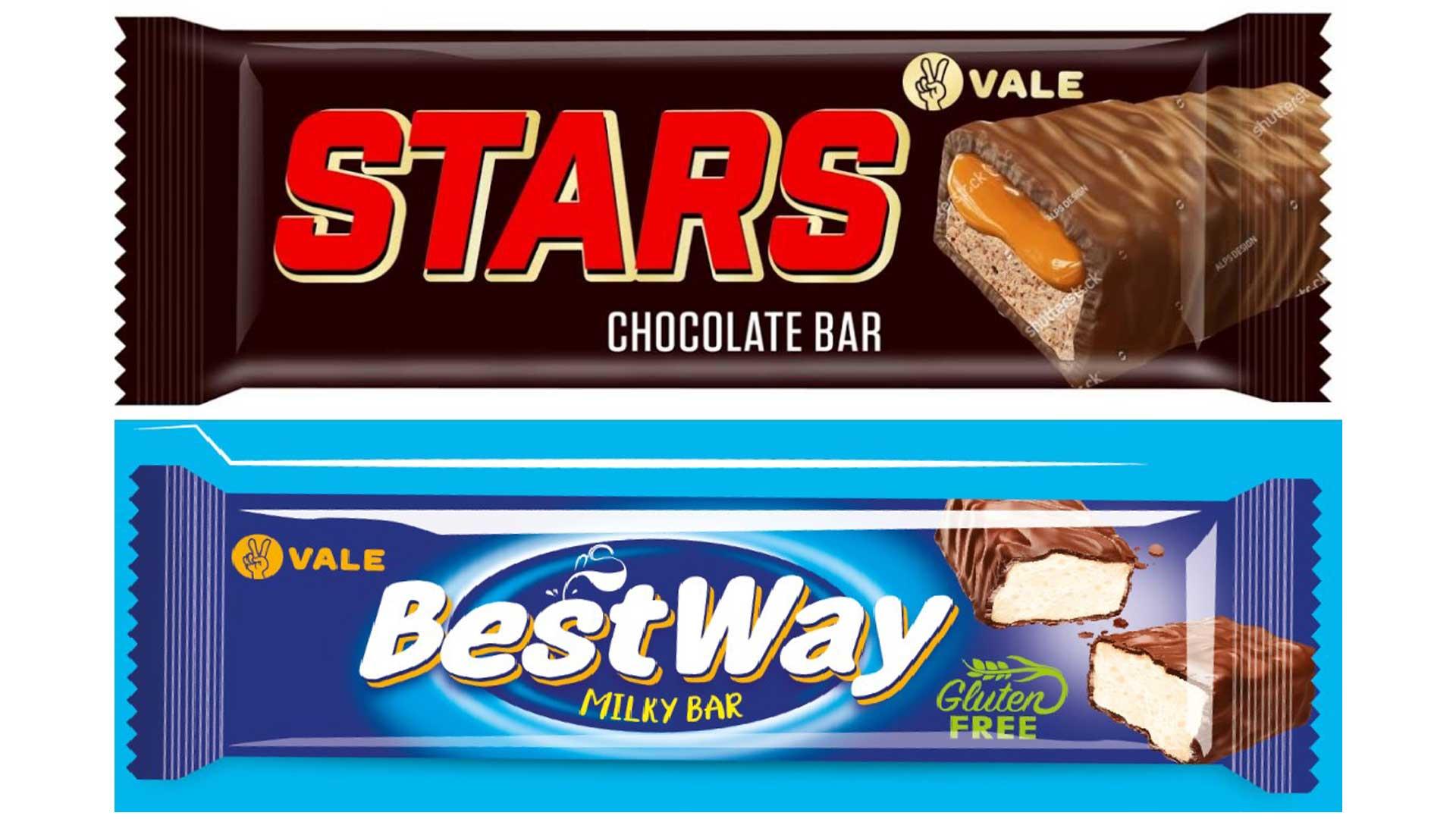 «STARS» и «BEST WAY» новый дизайн!